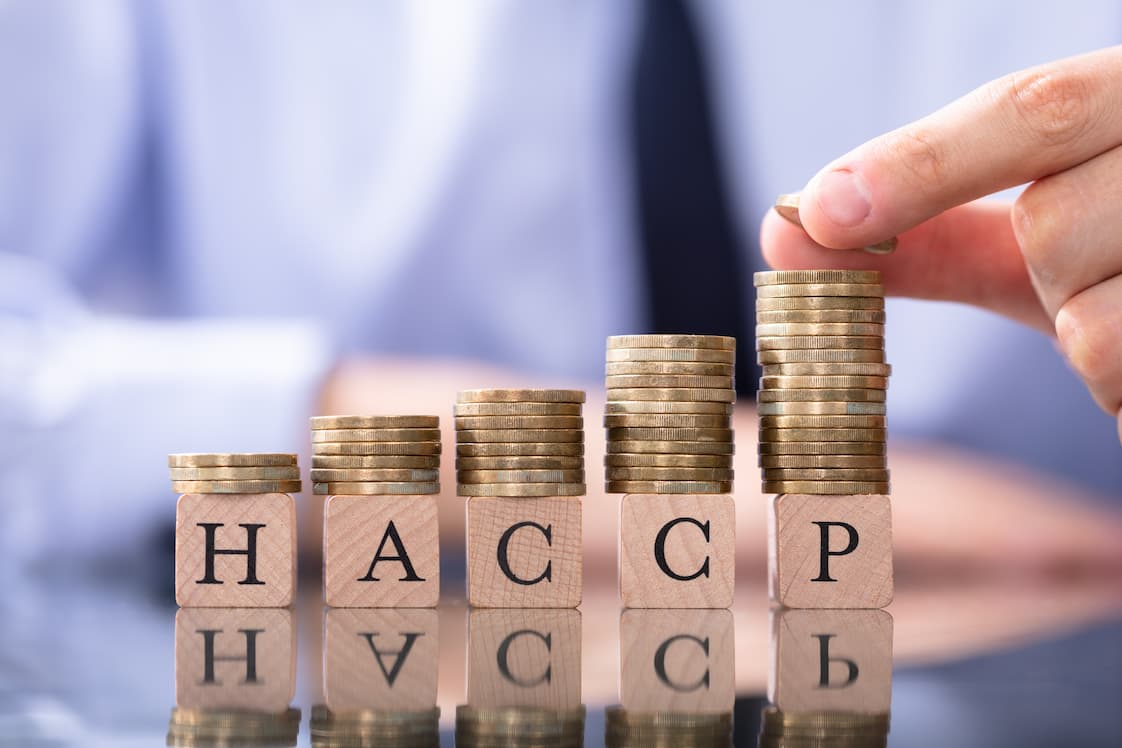 haccp certification cost