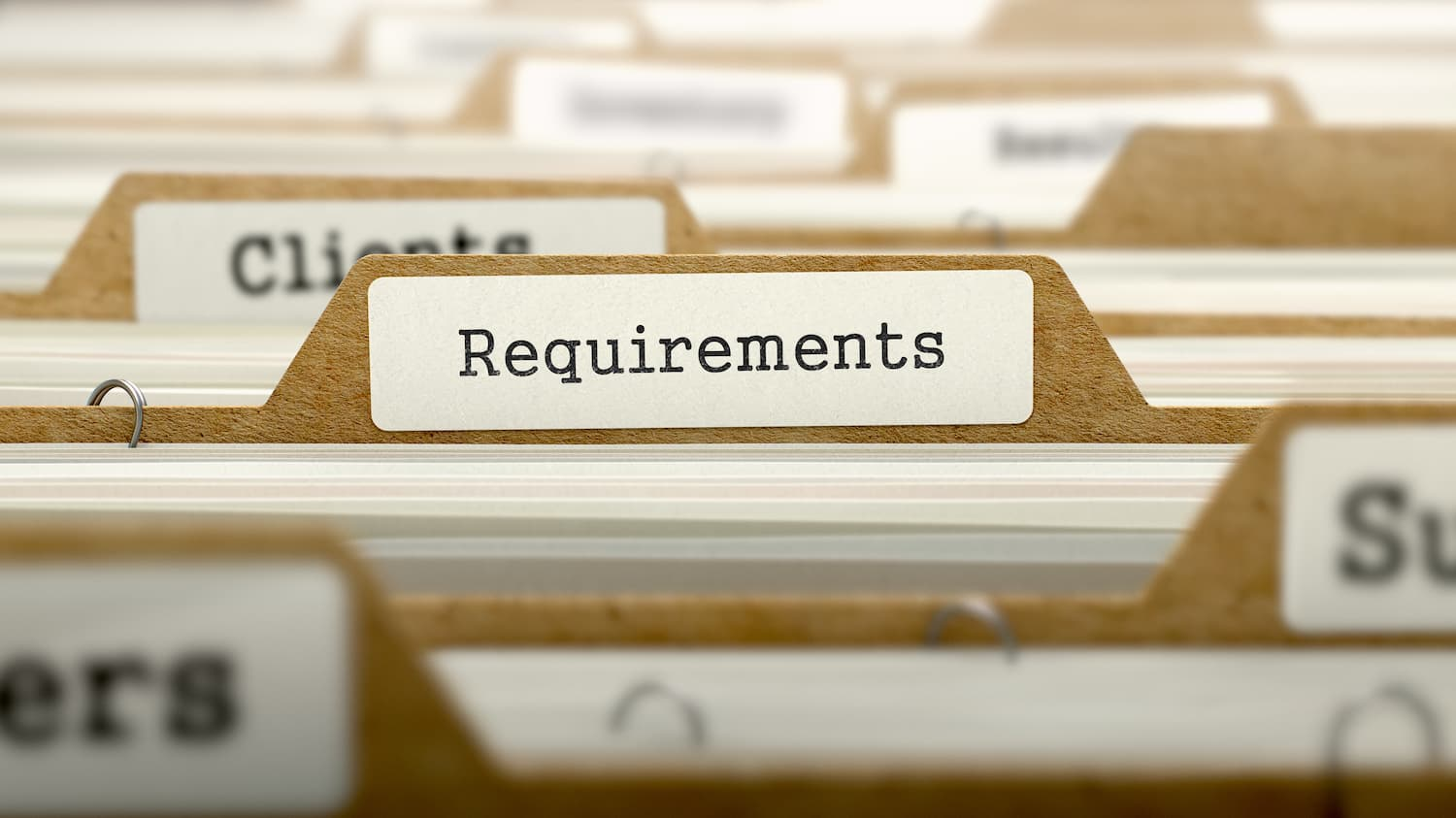 haccp certification requirements