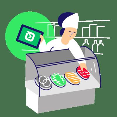 fooddocs food monitoring